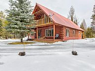 Forest Lake Cabin vacation rental property