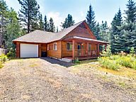 Hubbard Cabin vacation rental property