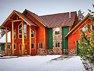 Lake Forest Lodge vacation rental property