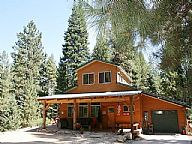 Shadow Pines Cabin vacation rental property