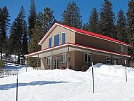 Mountain Vista Cabin vacation rental property