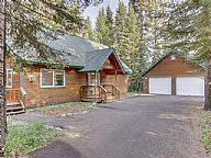 Spring Mountain Cabin vacation rental property