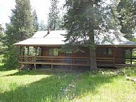 Forest Glen Cabin - Garden Valley vacation rental property