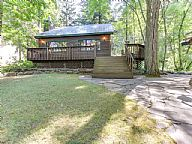 Enchanted Cabin in the Woods vacation rental property