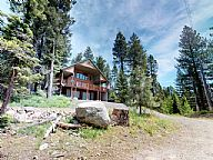 Bear Basin Cabin vacation rental property