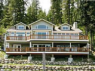 Beautiful Lakefront Custom - Coeur d Alene vacation rental property