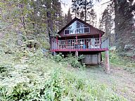 Creekside Cabin - Cascade vacation rental property