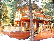 Knotty Pine vacation rental property