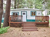 Little Cabin in the Woods vacation rental property