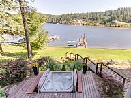 Casa de Coeur d Alene vacation rental property