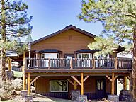 Camas Family Cabin vacation rental property