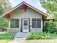Hyde Park Craftsman vacation rental property