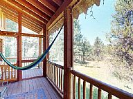 Buckcamp Family Cabin vacation rental property