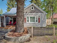 Park Street Cottage vacation rental property