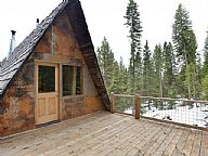 Alpenglow vacation rental property