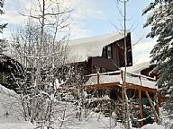 Hilltop Lodge vacation rental property