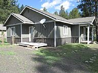 Black Dog Cabin vacation rental property