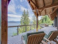 Bottle Bay Lakefront Lodge vacation rental property