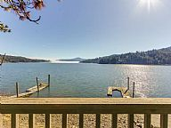 Mica Bay Serenity Cabin vacation rental property