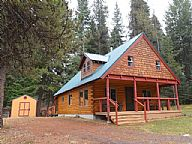 Mountain Joy Cabin vacation rental property
