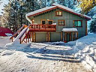 Moose Lodge vacation rental property