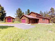 Kearney Cabin vacation rental property