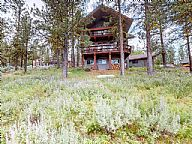 Treehouse Cabin (New Meadows) vacation rental property