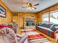 Buckhorn Cabin vacation rental property