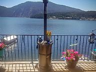 No Wake Zone - Bayview ID vacation rental property