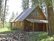 Totorica Cabin vacation rental property