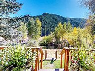 Creekside Retreat vacation rental property