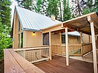 Carlson Cabin vacation rental property