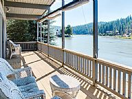 Kidd Island Lakefront Gem vacation rental property