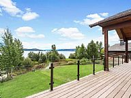 Lakefront Luxury vacation rental property