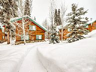 McCall Cottage Cabin vacation rental property