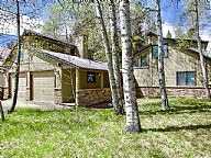 Bristlecone Cabin vacation rental property