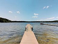 Beths Lakeside Cabin vacation rental property