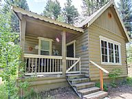 Deer Crossing Cabin vacation rental property