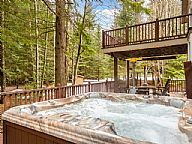 Luxurious Woodland Retreat vacation rental property