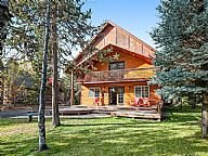 Conti Cabin vacation rental property