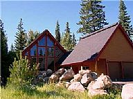Big Boulder Cabin vacation rental property