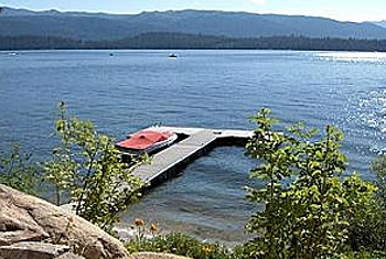 Payette Lake in McCall, Idaho