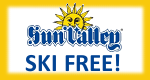 Ski Free at Sun Valley Lodge or Inn