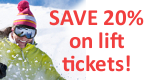 Discount Idaho Ski Tickets