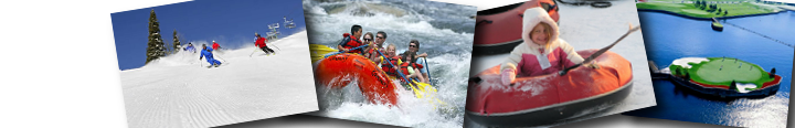 Discounted packages and specials in Idaho