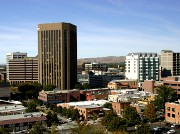 Downtown Boise Idaho