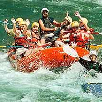 Raft trips in Idaho