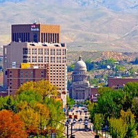 Plan a trip to Boise Idaho