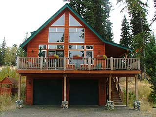 Bear Paw Chalet vacation rental property