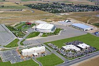 Picture of the Hampton Inn & Suites Nampa-Idaho Center in Nampa, Idaho
